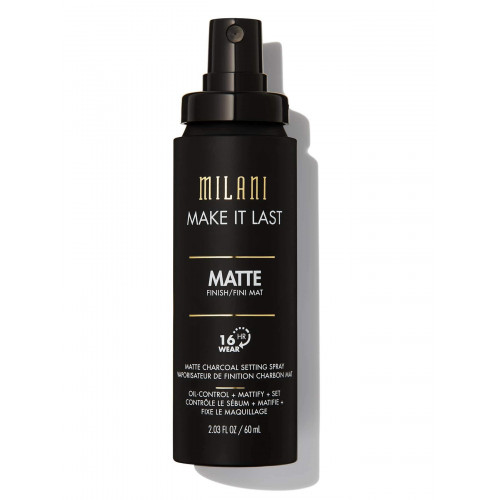 Milani Make It Last Matte Charcoal Setting Spray-60ml
