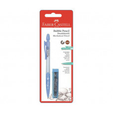 Faber-Castell Bubble Pencil 0.5 mm in Blister of 1 Pc & 1 Tube Lead