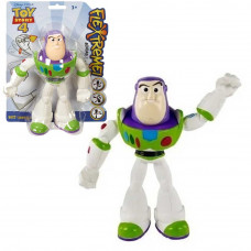 Mattel Roulette Bendable 4 Inch Toy Story Action Figures, Buzz Lightyear