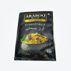 Araboo Extra Long Basmati Rice 5 Kg