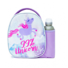 Smash Unicorn Lunch Bag & 500ml Bottle
