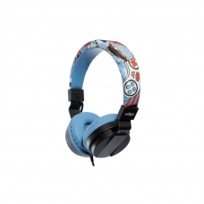 Smiggle Illusion Fold Up Headphones - Grey