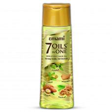 Emami 7 Oils in One Non Sticky Hair Oil 300 mL