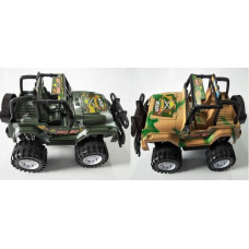 Army Fiction Jeep Toy