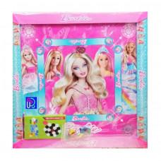 2 in 1 Carrom Board Disney Barbie princess - Big