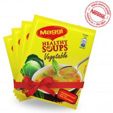 Maggi Healthy Soup Vegetable Flavor 4 Pcs