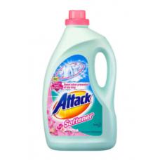 Attack Liquid Detergent Plus Softener 3.6kg