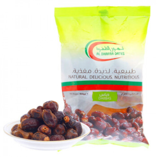 Al Dhafra Dates (Khejur) 400 gm