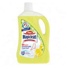 Magiclean Floor Cleanser Fresh Lemon 2 ltr
