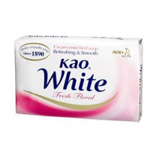 Kao White Soap Fresh Floral 130g