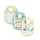 Mothercare Newborn Bibs: I Love Mummy