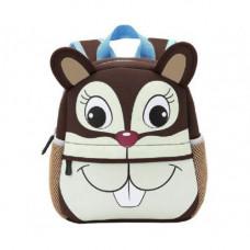 Cool Kid Toddler Mini School Bags: Squirrel
