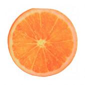 Fruit Cushion Orange