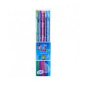 Smiggle Color Change Greylead Pencils Pack X5