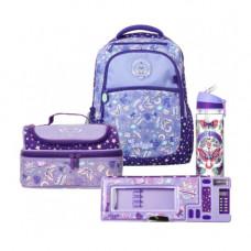 Smiggle Express School Gift Bundle - Lilac