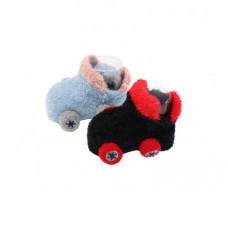 Soft Cartoon Car Baby Socks