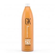 GKhair Developer 20 Volume Cream, 1000 ml
