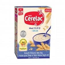 Nestlé Cerelac Stage 1 Wheat & Milk 6 months + 400 gm BIB