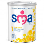 SMA Pro First Infant Milk From Birth 800g