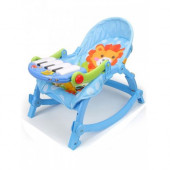 Baby Bouncer & Pedal Gym Chair