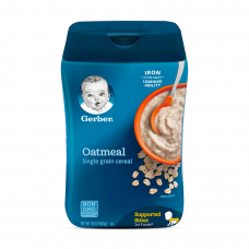 Gerber Oatmeal Cereal 454g