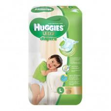 Huggies Baby Diaper Ultra Belt L 8-13 kg 50 pcs
