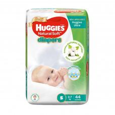 Huggies Baby Diaper Ultra Belt S 3-7 kg 44 pcs
