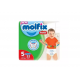 Molfix Twin Pants Junior 12-17 Kg 22 Pcs (Made in Turkey)