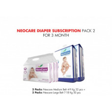 Neocare Diaper Subscription Pack 2 for 3 Months