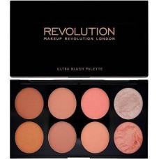 Makeup Revolution Ultra Blush Palette - Hot Spice