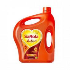 Saffola Active Oil (Blended Edible Vegetable Oil) 5 Liter
