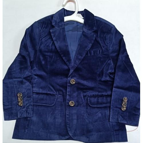 Cat & Jack Navy Blue Boy's Blazer Size 4