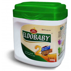 ELDOBABY 2 Jar 350 gm Infant Follow up Formula