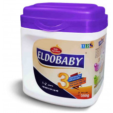 ELDOBABY 3 Jar 350 gm Infant Follow up Formula