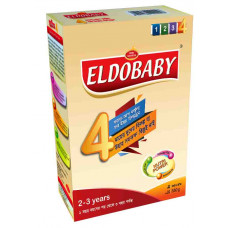 ELDOBABY 4 BIB 350 gm Infant Formula