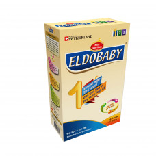 ELDOBABY 1 BIB 350 gm Infant Formula With Iron