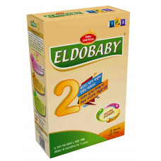 ELDOBABY 2 BIB 350 gm Infant Follow up Formula