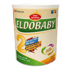 ELDOBABY 2 TIN 400 gm Infant Follow up Formula