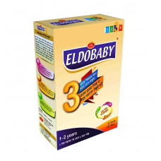 ELDOBABY 3 BIB 350 gm Infant Follow up Formula