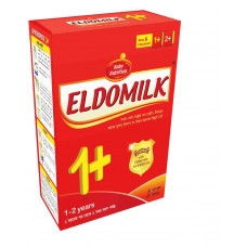 ELDOMILK 1+ BIB 350 gm Growing up Milk