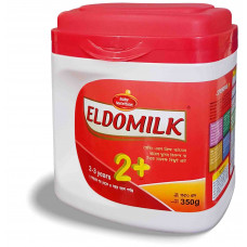 ELDOMILK 2+ Jar 350 gm Growing up Milk