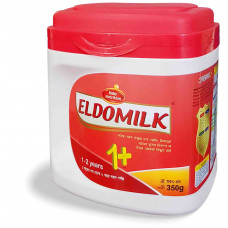 ELDOMILK 1+ Jar 350 gm Growing up Milk