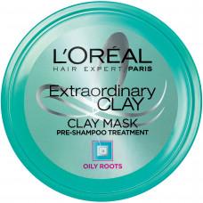 L'Oreal Paris Elvive Extraordinary Clay Pre-Shampoo Mask 150 mL