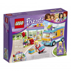 Lego Friends 41310 - Heart lake Gift Delivery