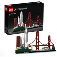 Lego Architecture Skyline Collection 21043 San Francisco
