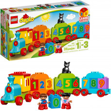 Lego Duplo My First Number Train 10847 Learning And Counting Train Set (23 Pieces)