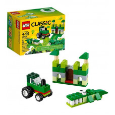 Lego Classic Green Creativity Box 10708 Building Kit