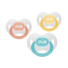 Pur Orthodontic soother 0m+