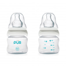 Pur Comfort Feeder Slim Neck Bottle 60 mL