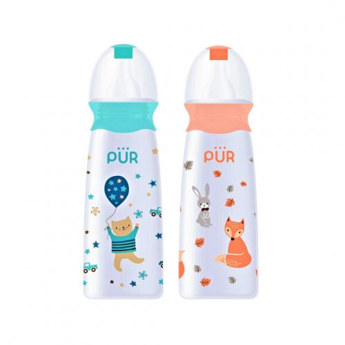 Pur Bottle Classic Auchan Standard Neck 240ml